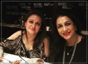 Shelina Kukar & Camelia Dalal
